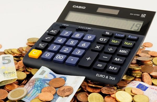 деньги, калькулятор
