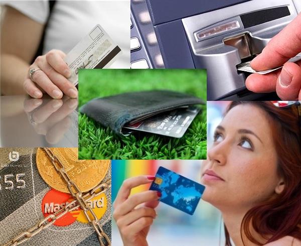 Потеряли кредитную карту что делать